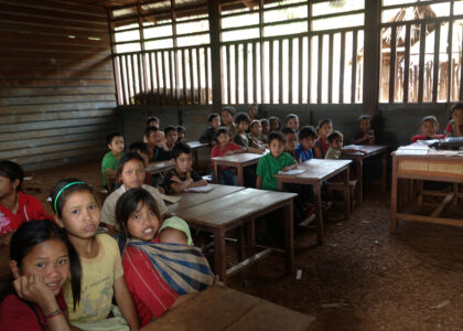 Unicef (with Pum Anh)- A qualitative study on student dropout in primary and secondary education in Lao PDR
