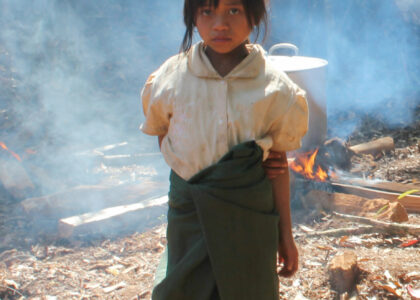 World Health Day- Household Air Pollution attributes to 47% of deaths per year in Lao PDR